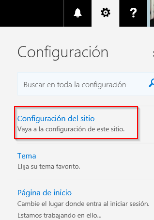 OneDrive-ConfiguracionSitio