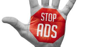 stop publicidad